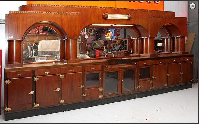 Warehouse Bars, Antique Bars, Antique Mantels, Antique Doors ...